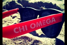 Chi Omega / by Natalie Broderick
