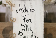Wedding Planning  / by Autumn Victoria Nash