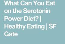 serontonin power diet