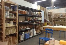 things to consider when setting up a ceramic studio space