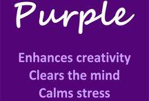 Purple / by LaJonna Walthall Perkins