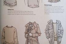 манга одежда