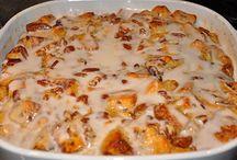 Breakfast recipes / by Sylvia Stottlemyer