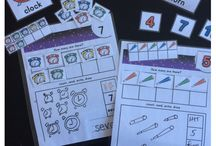 Number / Counting Activities