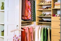 HOME: Bedrooms & Closets / by farmwifeks