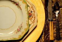 Tea cups and china / by Dixie Cochran