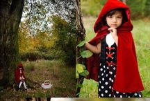 Red riding hod ideas