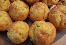 muffins saumon