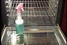 Soluções para limpezas e nódoas