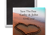 Save The Date Magnets / personalized save the date magnets, affordable , unique and customized #savethedate