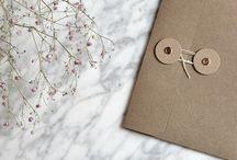 Wedding invitation by Magdalena tekieli