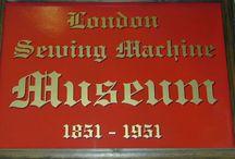 London Sewing Machine Museum