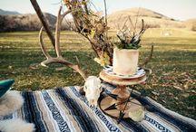 Bohemian Harvest Wedding Styled Shoot