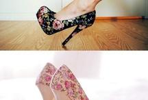 Floral:Shoes
