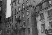 Nowe Miasto stara Warszawa