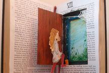 vanhat kirjat/junk journal