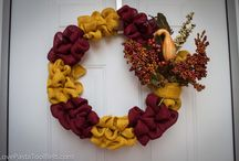 Fall crafts and things / by Deborah Crossley