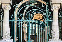 Art Nouveau et Industrie