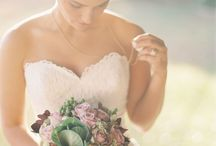 Wedding / šaty, vlasy, doplňky, dekorace
