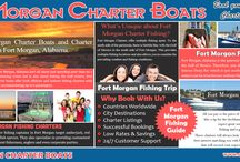 Fort Morgan Charter Boats / Visit this site https://www.facebook.com/CharterBoatBooker/ for more information on Fort Morgan Charter Boats. Fort Morgan Charter Boats come in all shapes and sizes to fit any would-be ocean explorer, weekend pirate, or legendary fish slayer - or anyone else that loves boating.