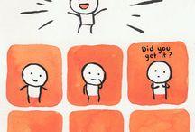 Funny Stuff / by Cheyenne Thijssen