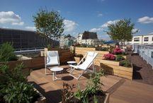 Les plus beaux rooftop d'hôtels à Paris