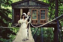 Outdoor Weddings / Celebrate the beauty of the outdoors and share it with you friends and family. Give them something meaningful to remember your Wedding day that will last like seeds, trees and FLOWERS.
