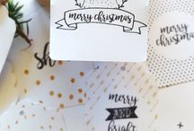 - Christmas 2018 • Christmas Chic - / Less is more when designing for this classic, contemporary trend. Use traditional icons executed in a strong refined way. Stamp effects, twig-like trees and handwritten text add a softer edge to this otherwise structured look. Rely on noticeable foil applications contrasted with matte textured stock.