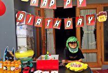 Lego-Dino Birthday Party