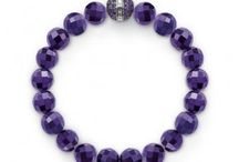 Jewellery by Colour - Purple