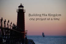 lauriestroupsmith.com / Building His Kingdom one project at a time.   I am writing books for middle grade readers as I pursue my goal to become a published author. Through my website, I hope to connect and inspire readers and their families to get involved through fun activities.