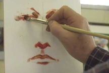Painting How To's / .