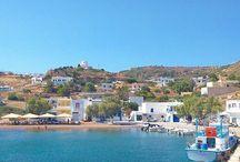 Kimolos island (Κίμωλος)