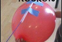 balonova raketa