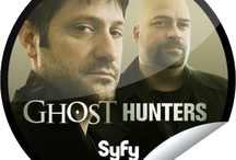 Ghost Hunters / by S David