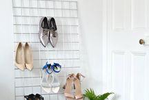 Shoe Organisation