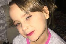 Children make-up