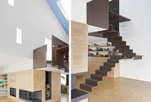 stairs / by Adriana Ruiz Velasco
