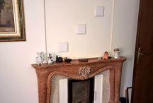 Camini ad accumulo - Fireplaces Accumulation
