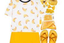 Moje stylizacje / Outfity , które chciałabym założyć albo już noszę ;)