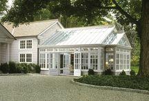 Věžička bazen + veranda
