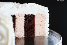 recipes - cakes & tortes / by Kathy Katsmtk