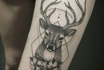 tattoo and drawing