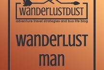 Wanderlust man /  -WANDERLUSTDUST- Adventure travel strategies and bus-life blog.  men's clothing, men's fashion, male fashion, men's travel fashion, men's travel outfits, wanderlust, wanderlustdust, adventure quotes, travel quotes, love, adventure is calling, journey, gorgeous, universe, rasta, biracial couple, coloured, one love, backpacking, budget, travel with children, road trip, tactical clothing, bohemian, boho, boho clothing, city, town, country, luxury, luxe, travel, adventure,