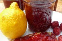 Jams and sauces