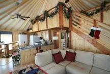 yurt / by Tamara Brodinsky