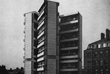 brutalismus - Londýn
