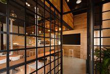 Designing Industrial Spaces / Designing Spaces Industrial Creative Interior Designs