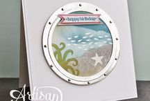 STAMPIN UP Inspiration / by Marguerite Scrap