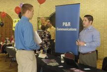Lourdes U Networking / Photos from the 2016 Collegiate Net Career and Internship Fair  / by Lourdes University